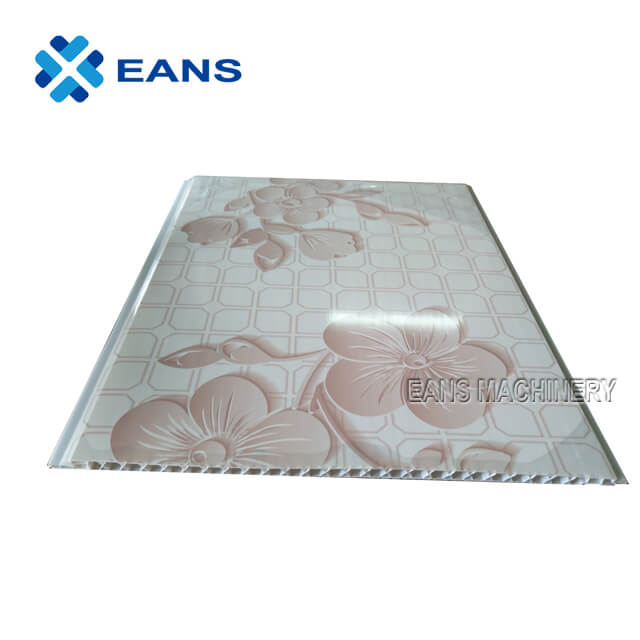PVC Wall Panel Manufacturing Machine with Turnkey Solutions