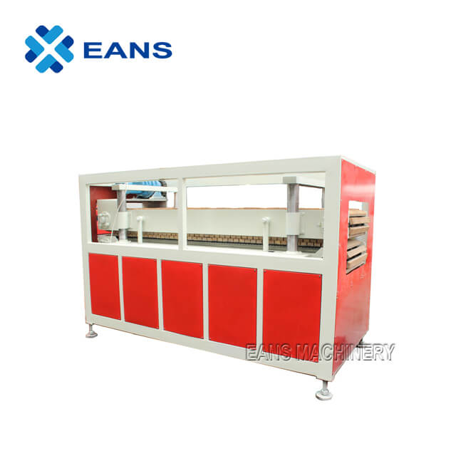 PE/WPC Outdoor Profile Decking Production Line
